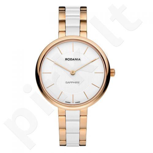 Moteriškas laikrodis Rodania 25115.43