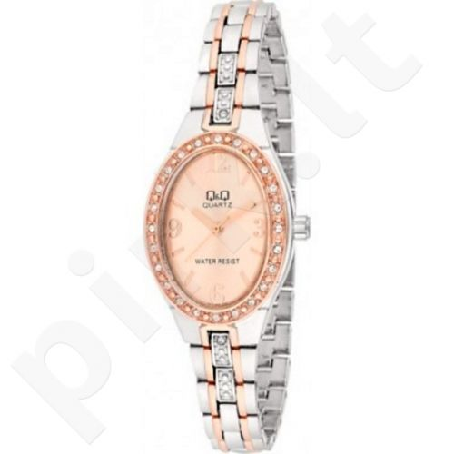 Moteriškas laikrodis Q&Q F517-413Y