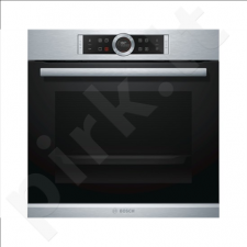Bosch HBG673CS1S Pyrolytic Multifunction Oven