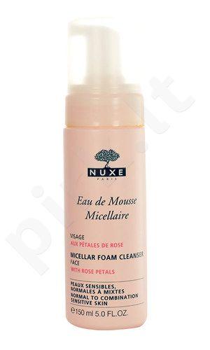 Nuxe Micellar Foam valiklis, kosmetika moterims, 150ml, (testeris)