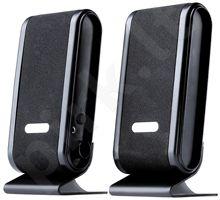 Kolonėlės 2+0 TRACER Quanto USB Juodos