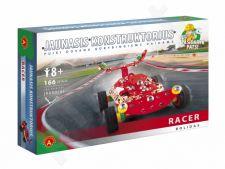 Konstruktorius RACER. Bolidas