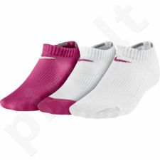 Kojinės Nike Cotton Cushion No-Show 3 poros Junior SX4721-926