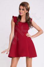 PINK BOOM suknelė - bordinė 9605-3