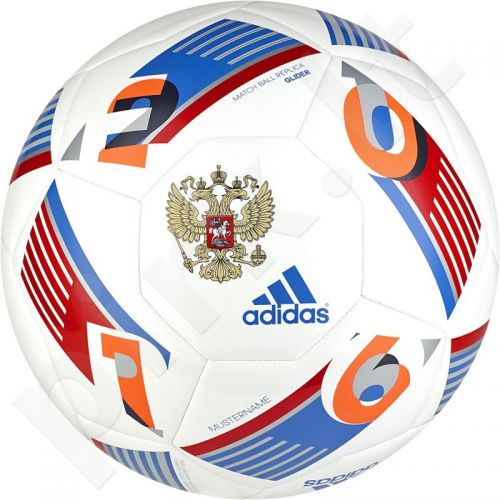 Futbolo kamuolys Adidas Beau Jeu Capitano RFU Glider AC5522