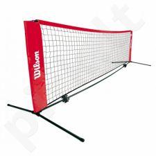 Tinklelis lauko tenisui Wilson Net 6.1 m WRZ259700