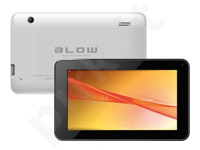 Planšetė BLOW WhiteTAB7.4 HD