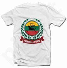 """Marškinėliai """"Pagaminta Lietuvoje"""""""