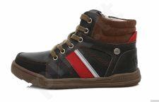 D.D. step juodi batai 28-33 d. da061625
