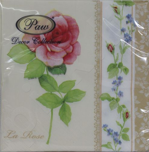 Servetėlės La Rose 95931