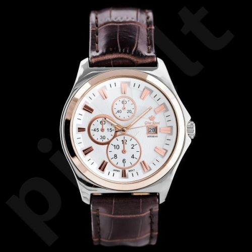 Vyriškas Gino Rossi laikrodis GR3558RB