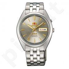 Orient 3 Star automatinis FEM0401TK9 vyriškas laikrodis