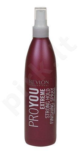 Revlon ProYou Extreme Strong Hold Finishing purškiklis, kosmetika moterims, 350ml