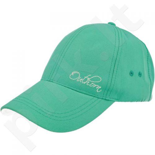 Kepurė  su snapeliu Outhorn W COL16-CAD600-SZMARAGD-JASNY
