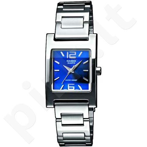 Moteriškas laikrodis CASIO LTP-1283D-2A2EF