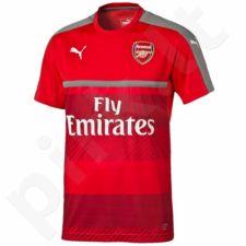 Marškinėliai futbolui Puma Arsenal Football Club Training Jersey M 749753101