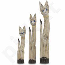 Statulėlės 3 Katės 106601