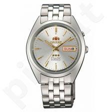 Orient 3 Star automatinis FEM0401TW9 vyriškas laikrodis