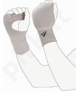 Karate apsaugos plaštakai HANDPAD M 01 white