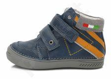 D.D. step tamsiai mėlyni batai 25-30 d. 040418m