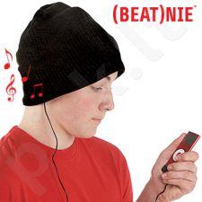 """Kepurė su ausinėmis """"(BEAT)NIE"""""""