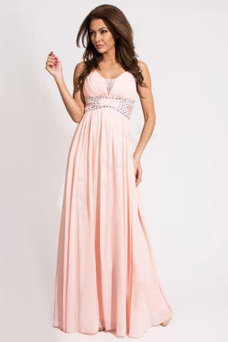 EVA&LOLA suknelė - rožinė 9707-2