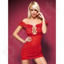 Suknelė Rebeka (raudona) S/M