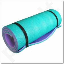 Kilimėlis mėlyna-žalio atspalvio 1.0 x 50 cm