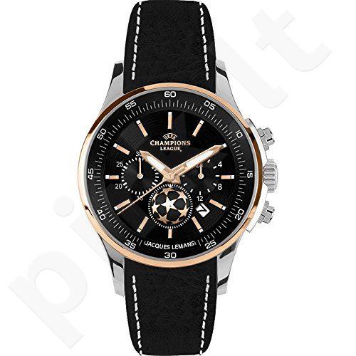 Vyriškas laikrodis Jacques Lemans U-45D