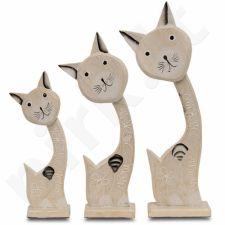 Statulėlės 3 Katės 108121