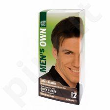MEN's OWN plaukų dažai vyrams  šviesiai rudas
