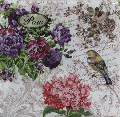 Servetėlės Charming Garden 96710