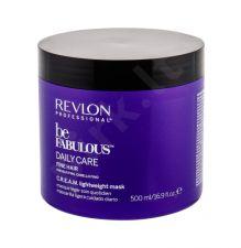 Revlon Professional Be Fabulous, Daily Care Fine Hair, plaukų kaukė moterims, 500ml
