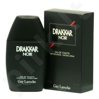Guy Laroche Drakkar Noir, tualetinis vanduo (EDT) vyrams, 200 ml