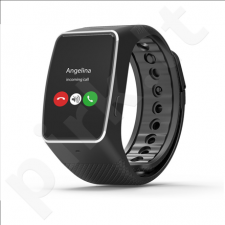 MyKronoz Smartwatch  ZeWatch4  Black, 200 mAh, Touchscreen, Bluetooth, Waterproof