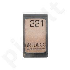 Artdeco akių šešėliai Duochrome, kosmetika moterims, 0,8g, (221 Golden Beige)