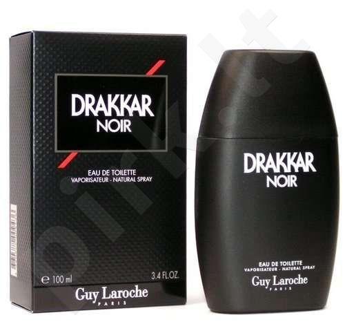 Guy Laroche Drakkar Noir, tualetinis vanduo (EDT) vyrams, 100 ml
