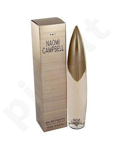 Naomi Campbell Naomi Campbell, tualetinis vanduo moterims, 50ml, (testeris)