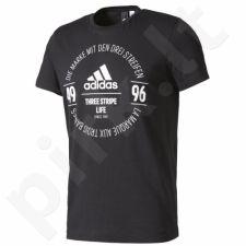 Marškinėliai Adidas Logo Tee M BK2801