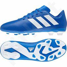 Futbolo bateliai Adidas  Nemeziz 18.4 FxG Jr DB2357