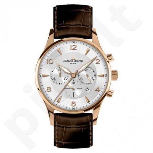 Vyriškas laikrodis Jacques Lemans 1-1654H