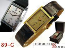 HEINRICHSSOHN Slim HS0089S moteriškas laikrodis