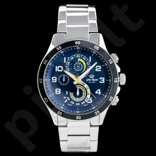 Vyriškas Gino Rossi laikrodis GR1364SM