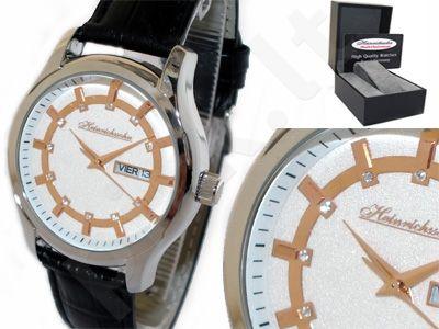 HEINRICHSSOHN Florenz White HS1001 moteriškas laikrodis
