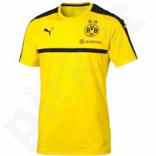 Marškinėliai futbolui Puma Borussia Dortmund Training Jersey M 749845011