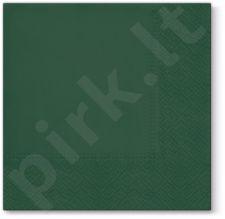 Servetėlės Unicolor Holly Green