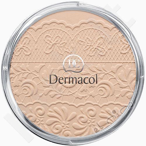 Dermacol kompaktinė pudra 03, 8g, kosmetika moterims