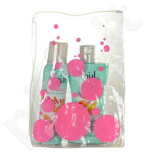 Fenjal Vitality Body Wash Kit rinkinys moterims, (200ml Vitality Body Wash + 150ml Vitality dezodorantas purškiklis)