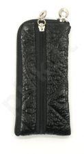 14-B juodas SEAM universalus dėklas 1 Telemax juodas