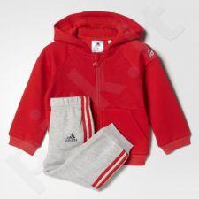 Sportinis kostiumas  Adidas mini Manchester United Jogger Set Kids AY6019